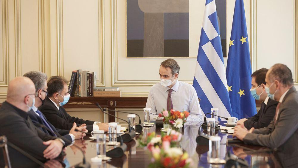 Κ. Μητσοτάκης: Δεν θα επιστρέψουμε σε επιβάρυνση των νησιών με αυξημένους αριθμούς προσφύγων-μεταναστών