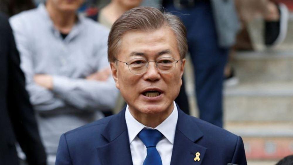 """Νότια Κορέα: Η Σεούλ θα """"έτεινε με χαρά το χέρι"""" στην Ιαπωνία αν επέλεγε τον διάλογο"""