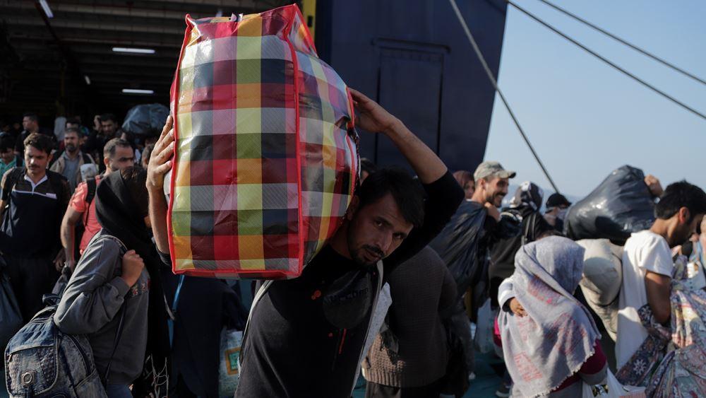 Tουλάχιστον 412 μετανάστες και πρόσφυγες αποβιβάστηκαν το τελευταίο τριήμερο σε νησιά του αν. Αιγαίου