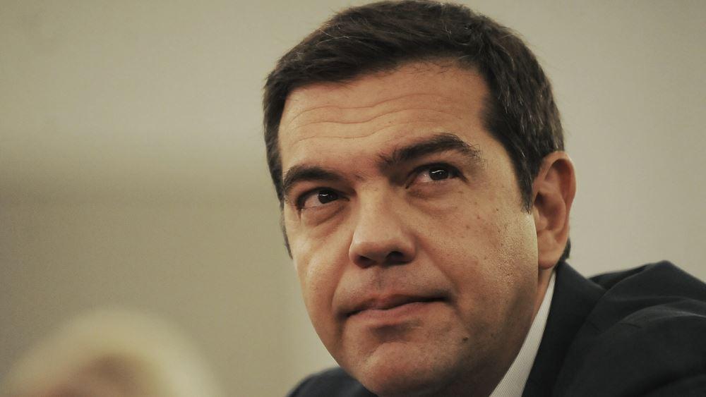 Ο Τσίπρας καλεί σε διεύρυνση και ζητεί ρύθμιση χρέους έως τον Μάρτιο