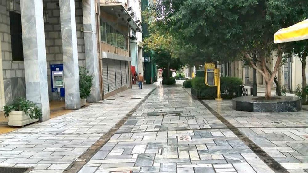 Δήμος Αθηναίων: Μεγάλη δράση καθαριότητας - απολύμανσης στο Εμπορικό Τρίγωνο