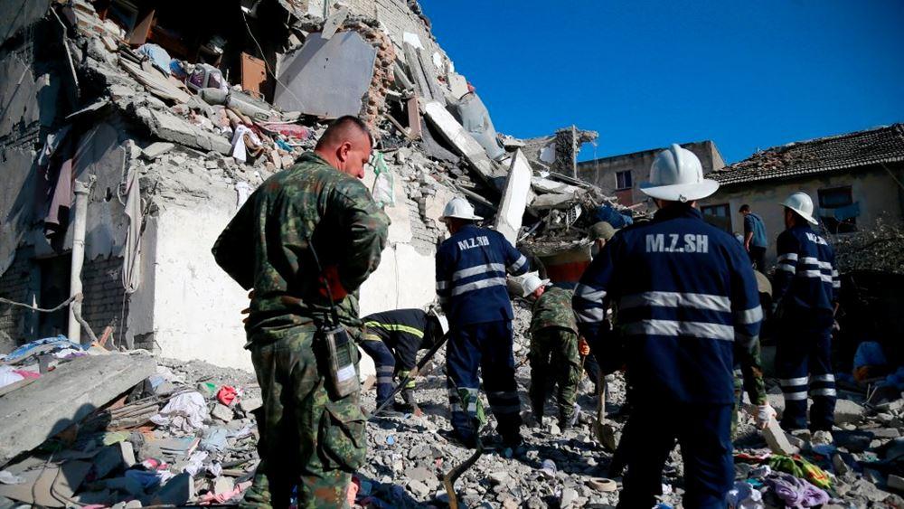 Στους 45 οι νεκροί από τον φονικό σεισμό στην Αλβανία: Αγγίζουν τους 1.000 οι τραυματίες