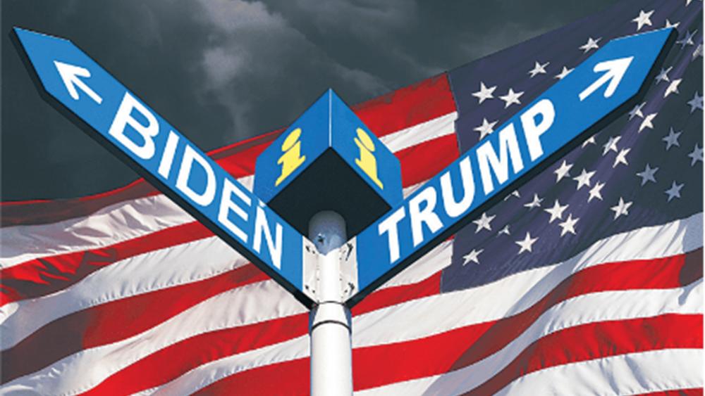 Υστερεί ο πρόεδρος Τραμπ σε σχέση με τον υποψήφιο Tραμπ
