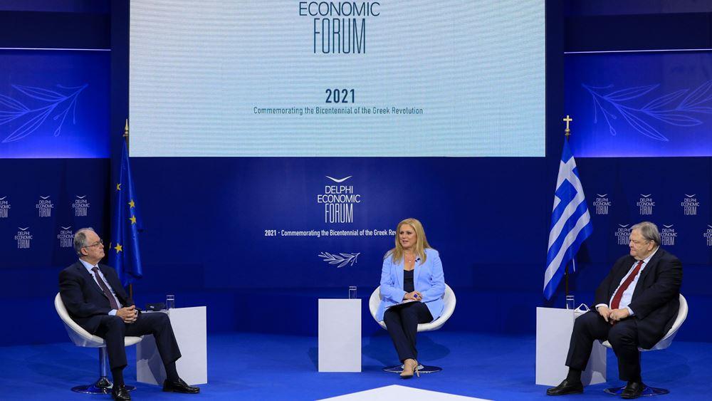 Κ. Τασούλας και Ευ. Βενιζέλος για το μέλλον της φιλελεύθερης δημοκρατίας
