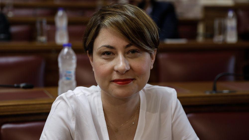 Επίθεση κατά της βουλευτού Χριστίνας Αλεξοπούλου από αντιεξουσιαστές κατά τη διάρκεια εθελοντικής αιμοδοσίας