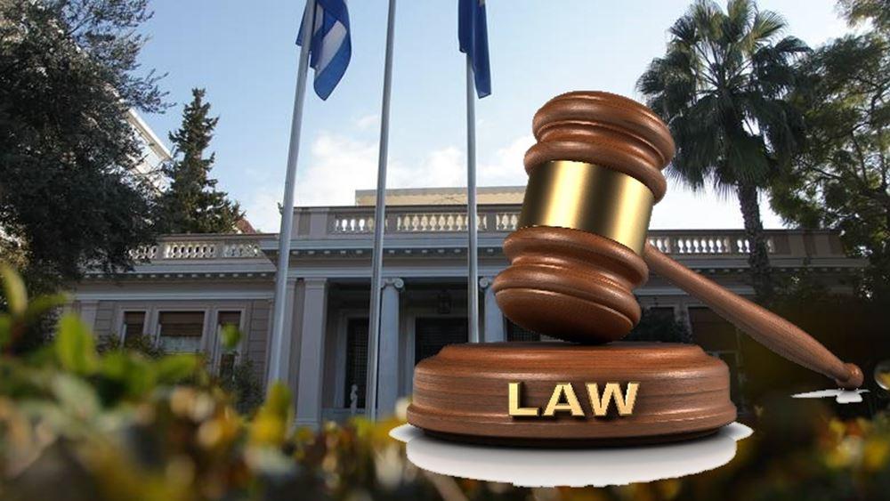 """""""Σκληρό ροκ"""" μεταξύ Κυβέρνησης και Δικαστών"""