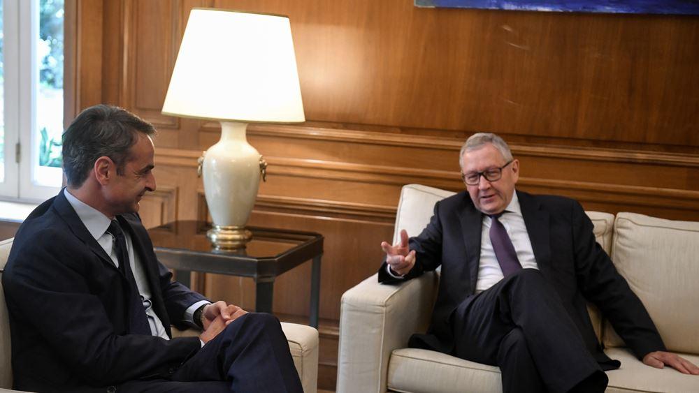 Κ. Μητσοτάκης: Οι μεταρρυθμίσεις θα ανοίξουν τον δρόμο για υψηλότερη ανάπτυξη-πρόσθετο δημοσιονομικό χώρο