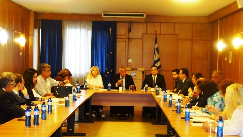 Ενεργοποιήθηκε το Συμβούλιο Στρατηγικού Σχεδιασμού του ΥπΑΑΤ