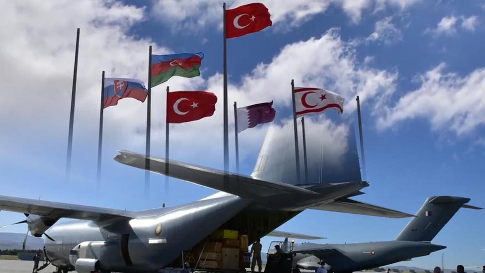 """Σλοβακία και ΗΠΑ αποχώρησαν από στρατιωτική άσκηση γιατί η Τουρκία έφερε... το """"Ψευδοκράτος"""""""