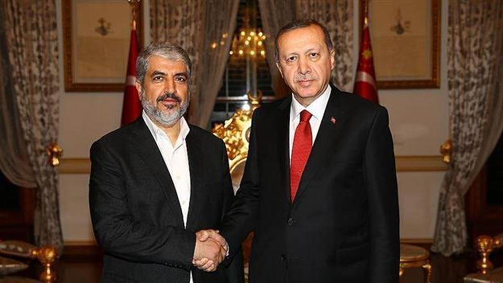 """""""Ράπισμα"""" Στέιτ Ντιπάρτμεντ σε Ερντογάν: Φιλοξένησε δύο """"παγκόσμιους τρομοκράτες"""" της Χαμάς"""