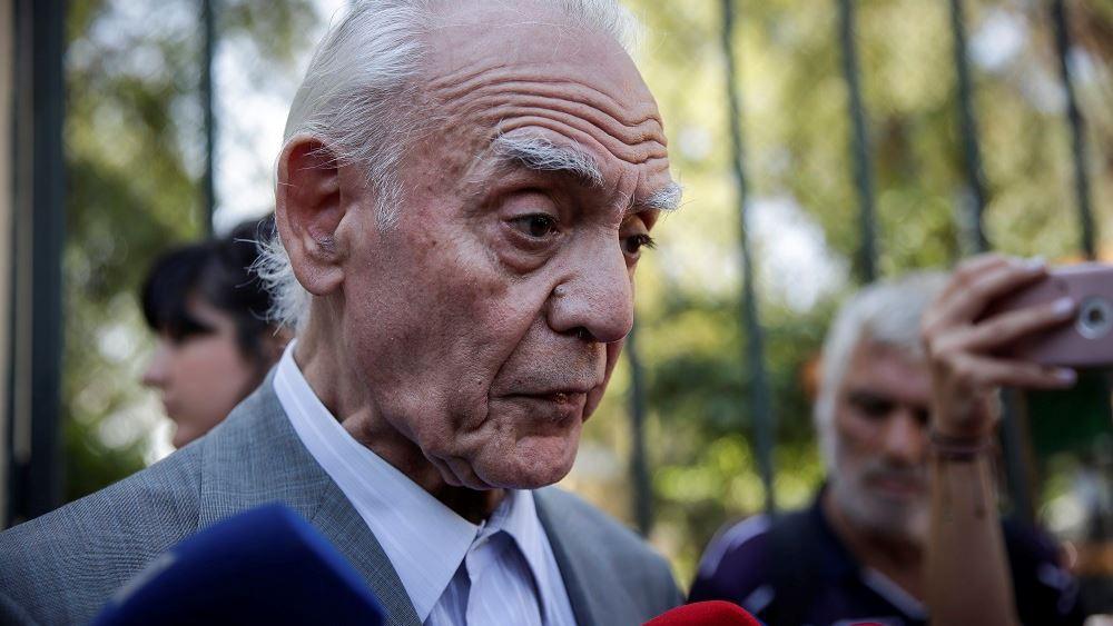 Πέθανε σε ηλικία 82 ετών ο Άκης Τσοχατζόπουλος