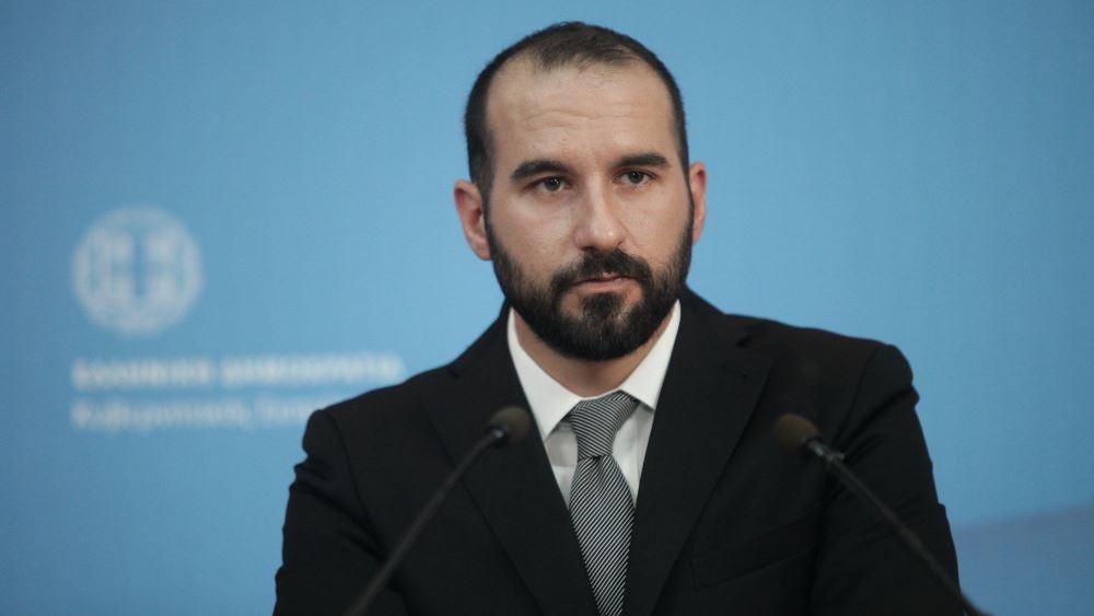 Δ. Τζανακόπουλος: Δεν επιβεβαιώνεται κανένα περιστατικό παραβίασης