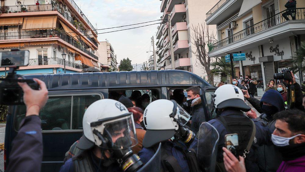 ΝΔ: Ο Κουφοντίνας δεν είναι πολιτικός κρατούμενος, είναι καταδικασμένος δολοφόνος