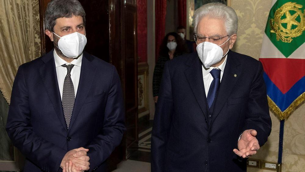 Ιταλία: Απέτυχε η διερευνητική του προέδρου της Βουλής - Σχεδόν αδύνατη μια νέα κυβέρνηση Κόντε