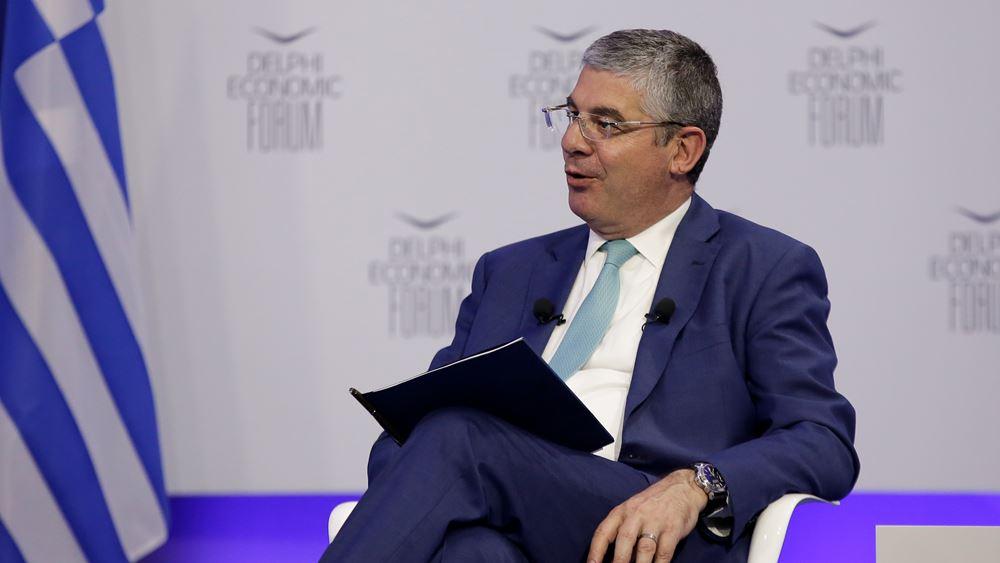 Τσακίρης: Έως το τέλος της χρονιάς η έκδοση των πρώτων προσκλήσεων για τη χρηματοδότηση ΜμΕ