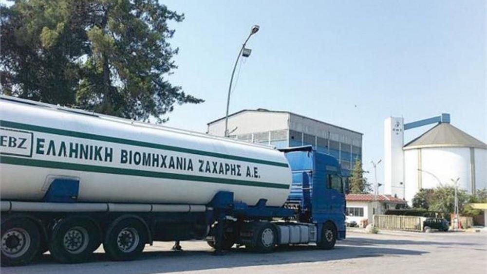 Σε κατάληψη των γραφείων της ΕΒΖ προχώρησαν τευτλοπαραγωγοί της Βόρειας Ελλάδας