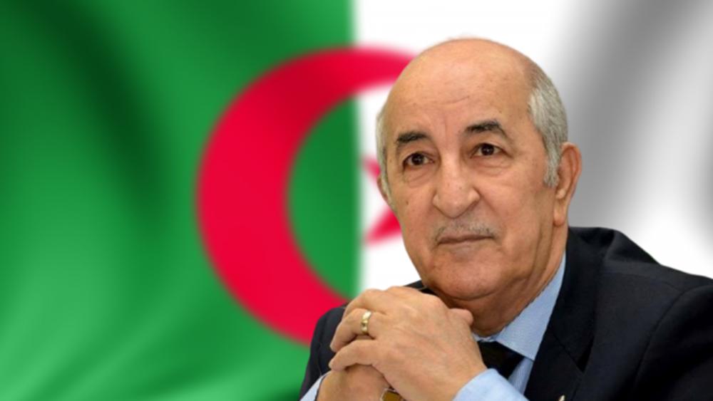"""Αλγερία: Ο νέος πρόεδρος Αμπντελμαζίντ Τεμπούν """"τείνει το χέρι"""" στο κίνημα αμφισβήτησης"""