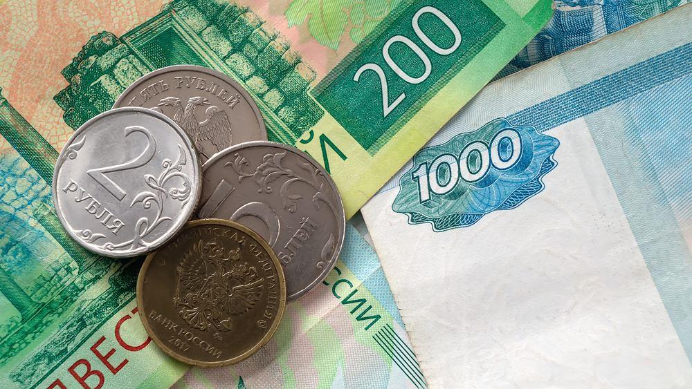 Ρωσία: Μεγαλύτερη του αναμενόμενου η αύξηση των πωλήσεων λιανικής