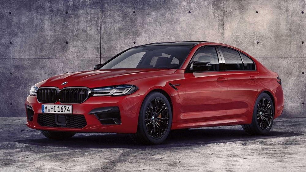 Οι νέες BMW M5 & BMW M5 Competition