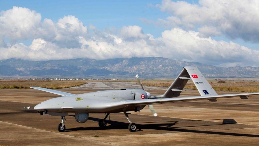Νέα απόπειρα επίθεσης με drone εναντίον στρατιωτικών βάσεων στην Τουρκία
