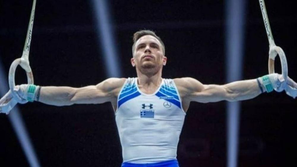 Ολυμπιακοί Αγώνες: Χάλκινο μετάλλιο για τον Λευτέρη Πετρούνια