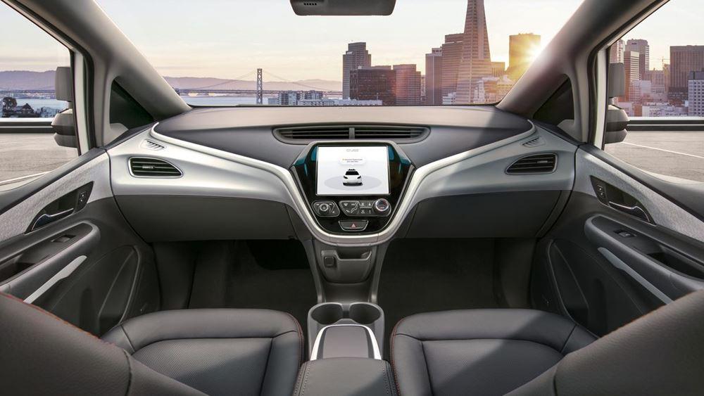 Στα $19 δισ. η αποτίμηση της μονάδας αυτοοδηγούμενων οχημάτων της GM που εξασφάλισε νέα χρηματοδότηση