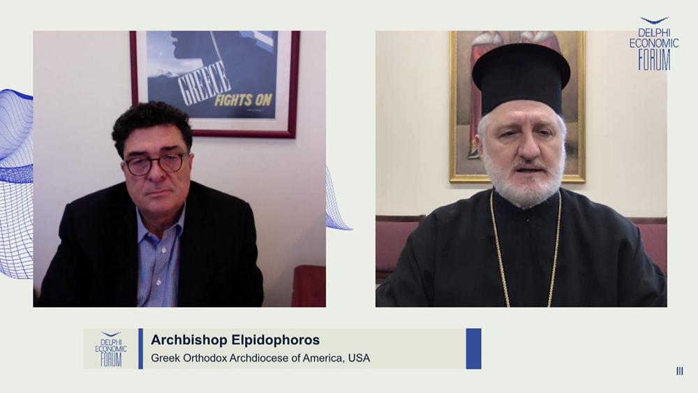 Ελπιδοφόρος: Να αναθεωρήσει η Τουρκία της απόφασή της για την Αγία Σοφία
