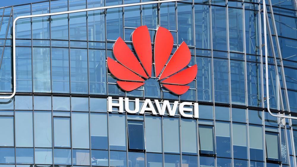 Huawei: Μείωση κερδών 16,5% το α' τρίμηνο
