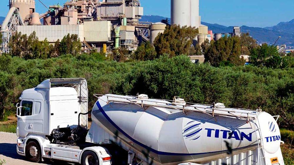 Titan Cement: Πρόγραμμα αγοράς ιδίων μετοχών έως 10 εκατ. ευρώ