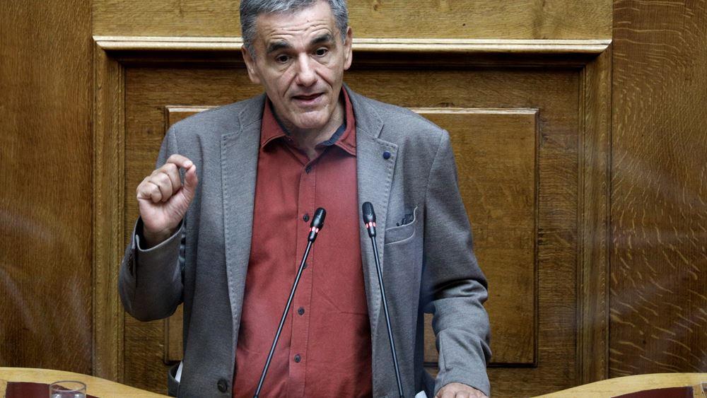 Ευ. Τσακαλώτος στο Capital.gr: Η κυβέρνηση της ΝΔ δεν θα πέσει σαν ώριμο φρούτο
