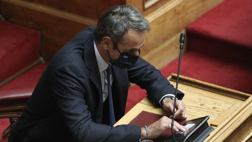 Βουλή: Κυρώθηκε η συμφωνία Ελλάδας-Αιγύπτου για την ΑΟΖ