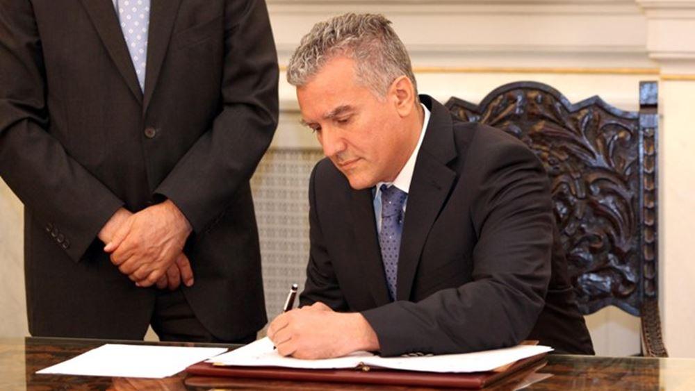 Μ. Βολουδάκης: Ο προϋπολογισμός του 2020 φιλοδοξεί να ξαναβάλει την Ελλάδα στο δρόμο της ευημερίας και της ανάπτυξης