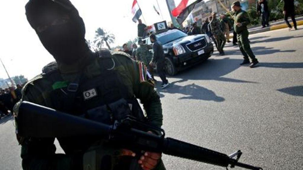 Ρουκέτα έπεσε κοντά στην πρεσβεία των ΗΠΑ στη Βαγδάτη - Ένας στρατιωτικός νεκρός