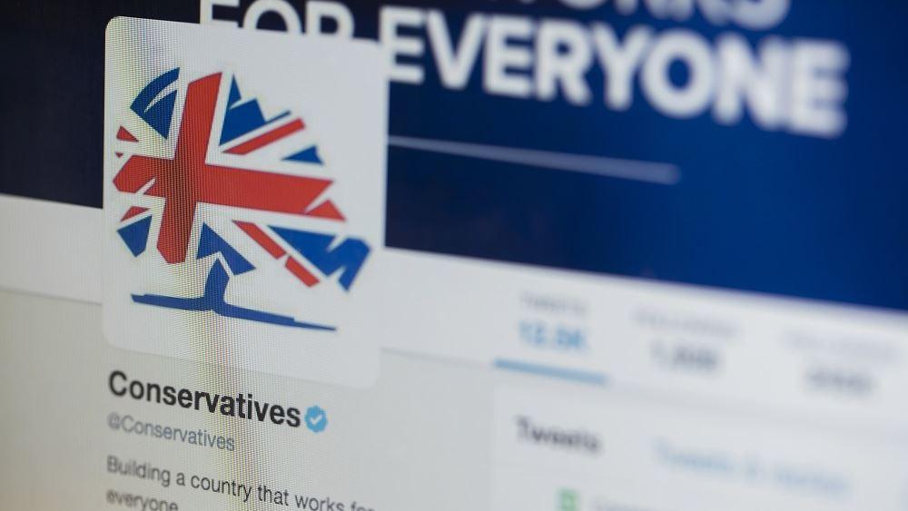 Βρετανία: Οι Συντηρητικοί έχουν προβάδισμα 14 εκατοστιαίων μονάδων έναντι των Εργατικών