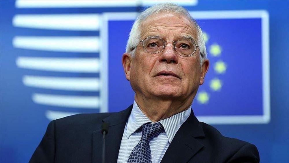 Μπορέλ: Οι γεωτρήσεις στη Μεσόγειο στο επίκεντρο των ΥΠΕΞ της Ε.Ε.