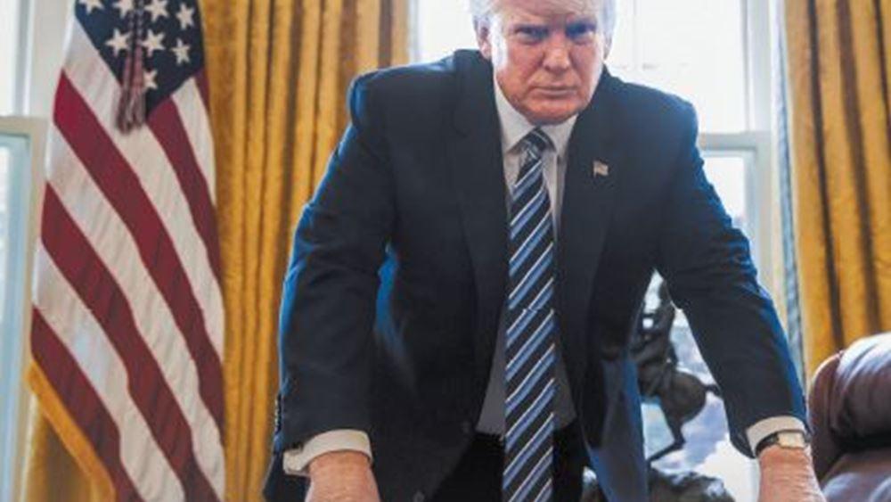 """""""Πυρηνική βόμβα"""" Trump κατά… των φόρων"""