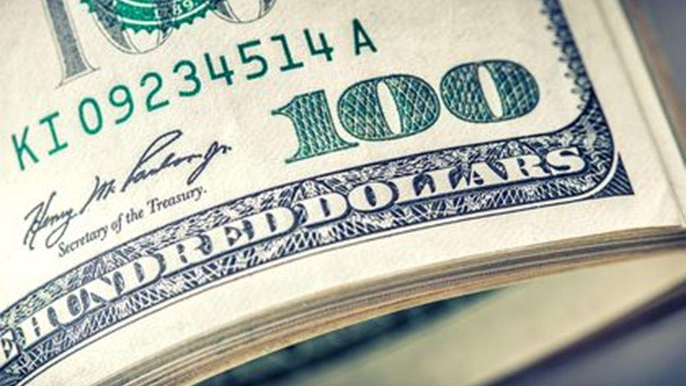 ΗΠΑ: Στα 208 δισ. δολάρια διευρύνθηκε το έλλειμμα τον Μάιο