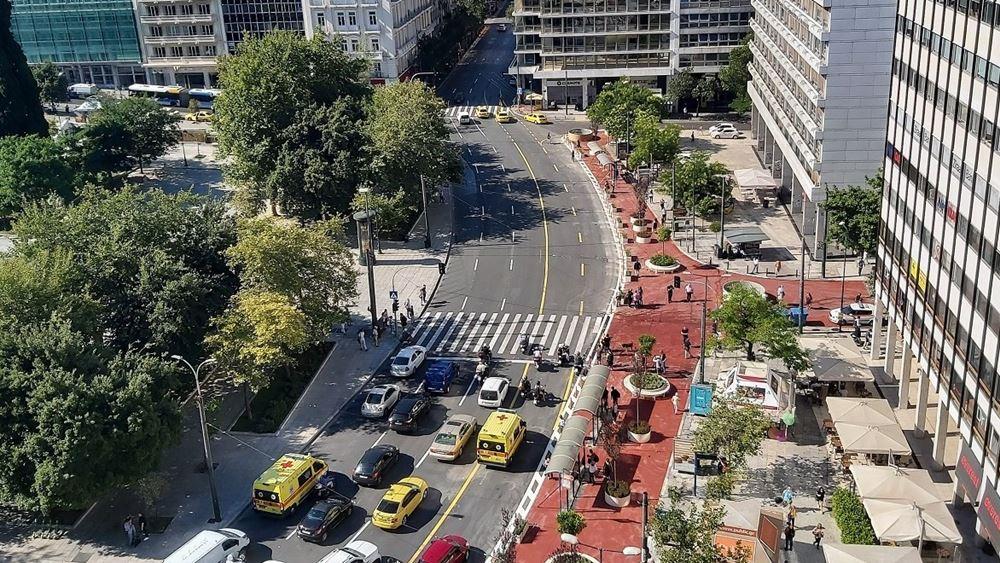 Ο δήμος Αθηναίων κάνει το επόμενο μεγάλο βήμα στην πλατεία Συντάγματος