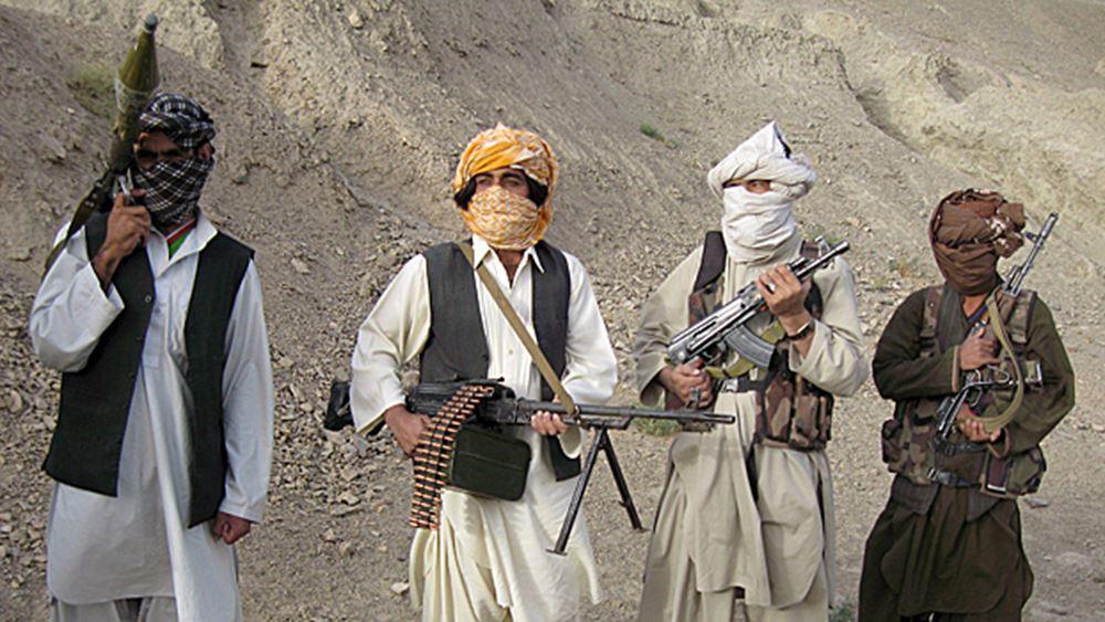 """""""Πολλές πιθανότητες"""" για ειρηνευτική συμφωνία με τους Ταλιμπάν βλέπει ο Τραμπ"""
