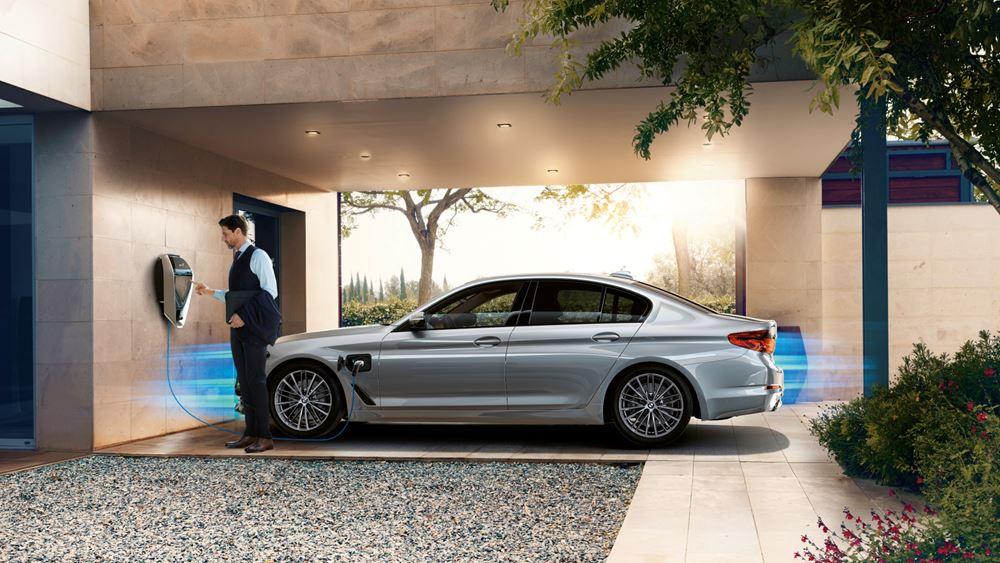 BMW: Nέα γενιά μοντέλων Plug-In Hybrid