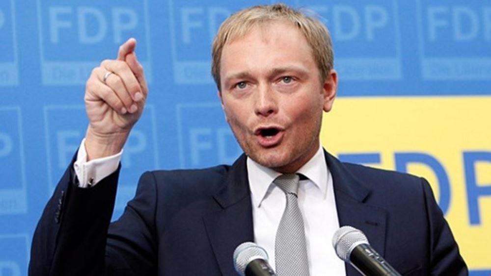 Γερμανία: Ο πρόεδρος του FDP επιβεβαιώνει την εγγύτητα με CDU και CSU για μετεκλογική συνεργασία