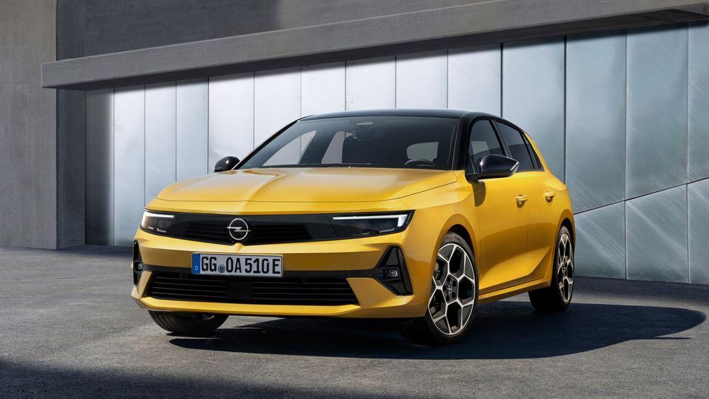 Αυτό είναι το νέο Opel Astra