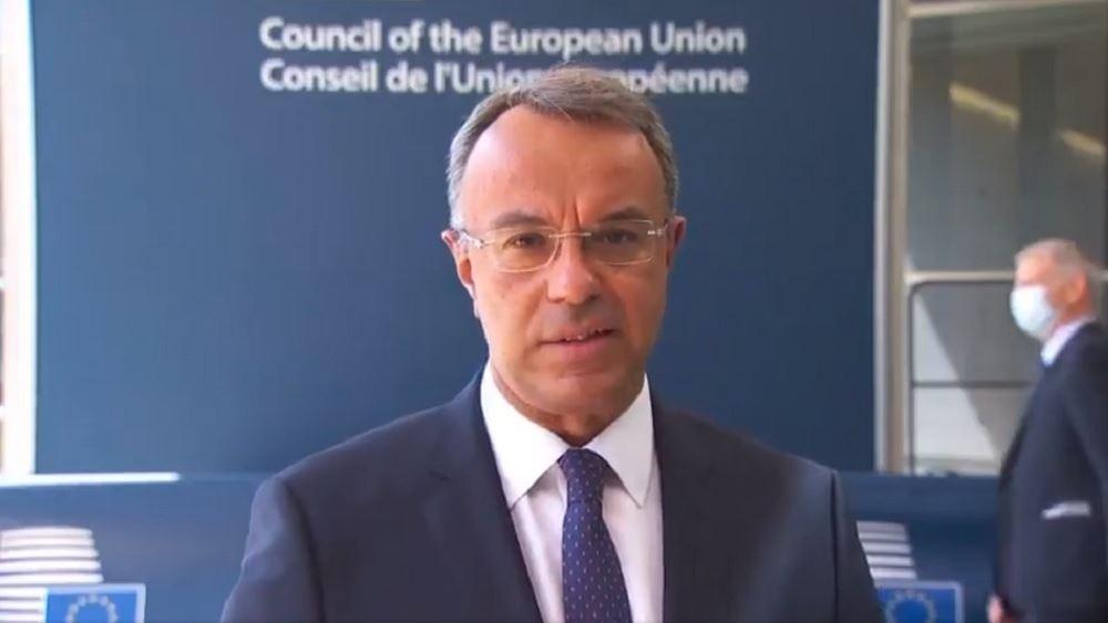 Σταϊκούρας: Είμαι ευτυχής που η Ευρωπαϊκή Επιτροπή ενέκρινε το σχέδιο 'Ελλάδα 2.0'