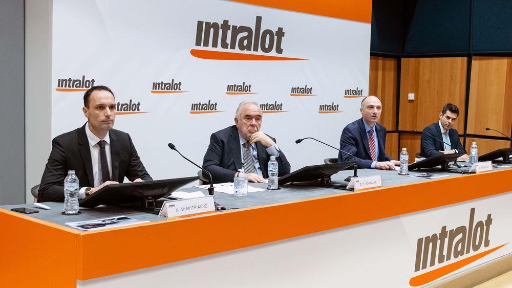 Intralot: Επιχειρηματική καινοτομία μέσω ψηφιακής τεχνολογίας και βελτιστοποίηση υπηρεσιών οι βασικοί στόχοι
