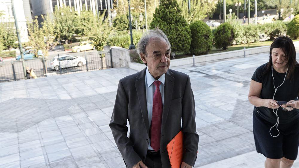 Τσοβόλας: Ζήτημα εξαίρεσης του προέδρου και των μελών που έλαβαν σήμερα το λόγο