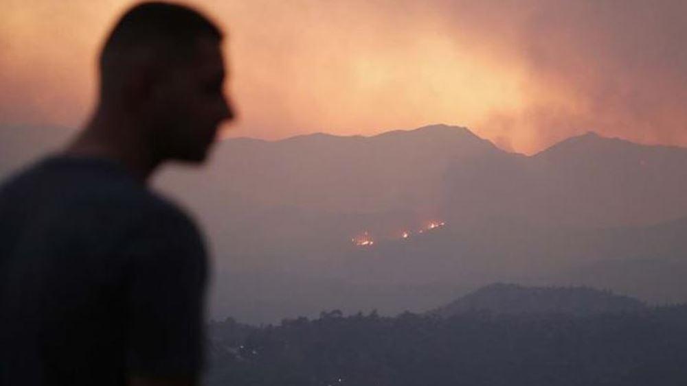Κύπρος: Υπό έλεγχο η πυρκαγιά που άφησε πίσω της τέσσερις νεκρούς