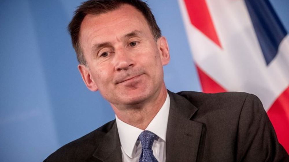 Χαιρετίζει την επικύρωση των Πρεσπών και ο Βρετανός υπ. Εξωτερικών