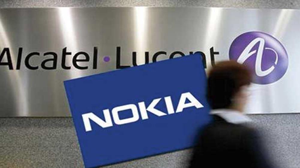 Nokia: Περικόπτει 1.233 θέσεις εργασίας στη γαλλική θυγατρική Alcatel-Lucent