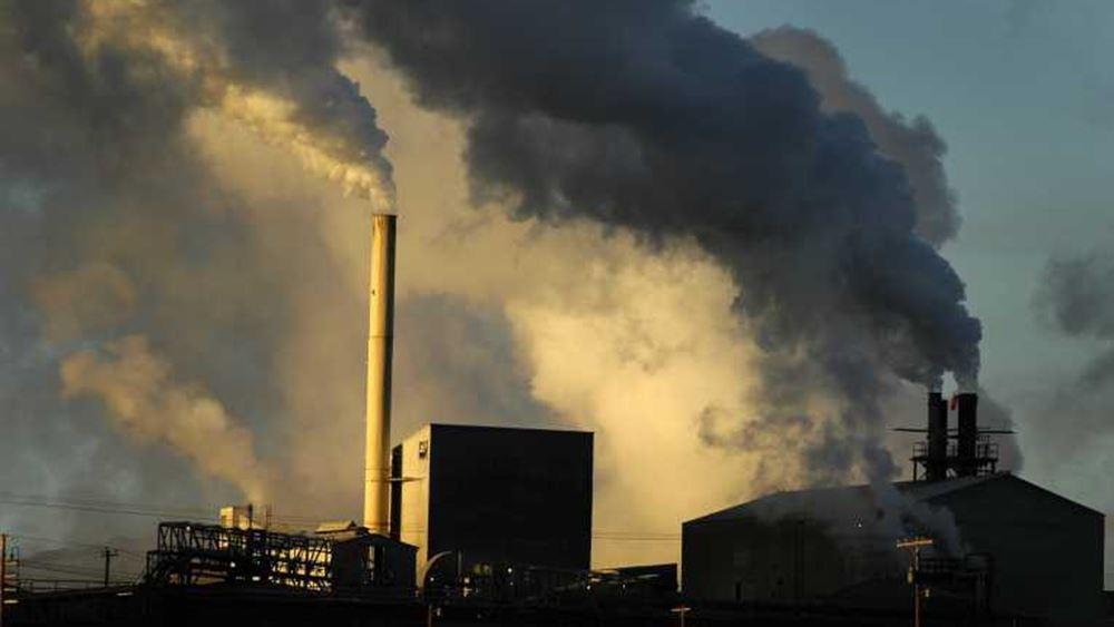 Φαινόμενο του Θερμοκηπίου: Νέα ρεκόρ συγκέντρωσης GES στην ατμόσφαιρα