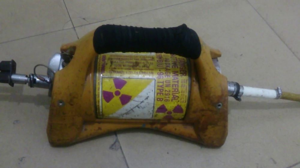 Συναγερμός στη Χιλή: Εκλάπη όχημα που μετέφερε μια επικίνδυνη ραδιενεργό ουσία